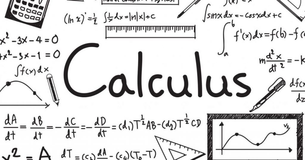 post front image representing calculus